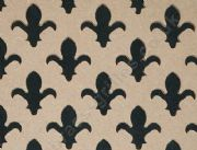 Fleur De Lys 28mm Decorative Unfinished MDF Screening Panel 1830mm x 610mm x 4mm